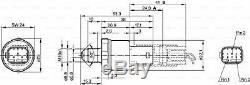 Bosch Druckschalter Für Bremshydraulik 0265005303