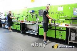 Bosch Einspritzdüse 0445116043 Injektor Land Rover Jaguar 2.2 9687454480