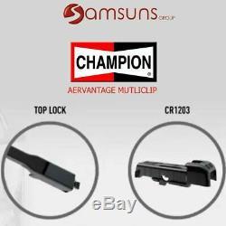 Champion Aerovantage Flach Heck Wischblatt 380mm A3 A4 A6 Scheibenwischer De