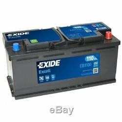 Exide Batterie De Démarrage Excell Eb1100