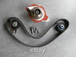 Ford Wasserpumpe Zahnriemensatz 1855735 C-max Focus III Galaxy Mondeo D'origine