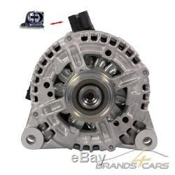 Generateur De Bosch Lichtmaschine 156-a Ford Galaxy 2.2 Tdci Bj 08-14