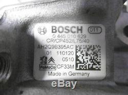 Hochdruckpumpe Land Rover Discovery Jaguar 0445010629 Bosch 3.0 188 Kw 256 Ps