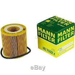 Inspektionskit Filtre Liqui Moly Öl 10l 5w-30 Für Ford Ranger Tke 2.2 Tdci 3.2