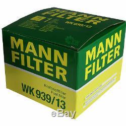 Inspektionskit Filtre Liqui Moly Öl 5l 5w-30 Für Ford C-max Dm2 1.6 Tdci