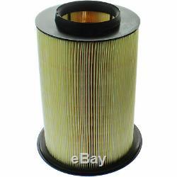 Inspektionskit Filtre Liqui Moly Öl 5l 5w-30 Für Volvo V50 Mw 1.6 D C30 Ms Ford