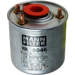 Inspektionskit Filtre Liqui Moly Öl 5l 5w-30 Für Volvo V60 V70 III Bw 1,6