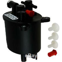 Inspektionskit Filtre Liqui Moly Öl 6l 5w-40 Pour Mitsubishi Outlander II Cw W