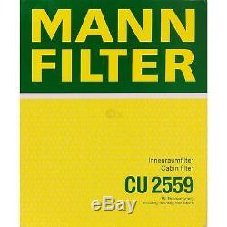 Inspektionskit Filtre Liqui Moly Öl 7l 5w-30 Für Ford Mondeo Turnier IV Ba7 2.0