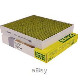 Inspektionskit Filtre Liqui Moly Öl 7l 5w-30 Für Ford S-max 1.8 Tdci Wa6 Galaxy