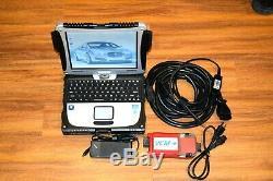 Jaguar Land Rover Jlr Sdd 159 Et Ids 18,5 Avec Origine VCM 1 Interface
