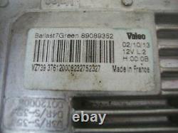 Jaguar X351 Xenon Steuergerät Vorschaltgerät Valeo 89089352