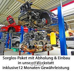 Jaguar Xf 5.0 V8 X250 508pn Motorschaden Reparatur Überholung Instandsetzung