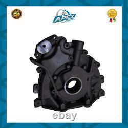 Jaguar Xf Xj 2.7 3.0 D Motor 306dt Ajv6d Ölpumpe C2c39664 (schwarze Edition)