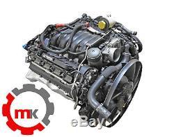Jaguar Xf Xj Xk Gamme Roveriv 508pn Motor Generalüberholung Abholung 5,0 Et Einbau