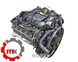 Jaguar Xk Cabrio X150 5.0 V8 508pn Motor Reparatur Instandsetzung Mit Einbau