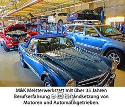 Jaguar Xk Coupé 5.0 V8 X150 508pn Motor Reparatur Instandsetzung Abholung Einbau