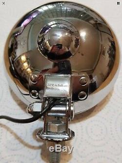 Lampe De Brouillard Amber Amber Scooter De Voiture Classic Iodine Des Annees 1960s Nos Pas De Réserve