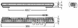 Ledriving Lightbar Sx500-sp Lichtleiste 6000k Bis 370m Ausleuchtung 1st. Osram