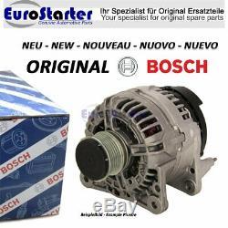 Lichtmaschine 180 A Neu Bosch D'origine Oe-nr. 0125812018 Pour Land Rover Jaguar