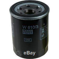 Liqui Moly 7l Toptec 4200 5w-30 - Mann-filter Pour Mitsubishi Outlander III Ggw