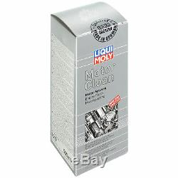 Liqui Moly Spécial 9l Tec F 5w-30 Motorprotect Motorclean Reiniger