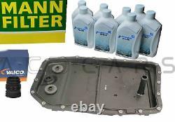 Mann-filter H50002 Ölwanne + 8l Zf Öl Automatikgetriebe 6hp26 28 32 + Stecker