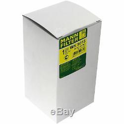 Mann-filter Packet + Presto Klima-reiniger Pour Land Rover Range Sport Ls