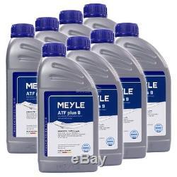 Meyle Ölwannen Teilesatz Automatikgetriebe Mit Filter + 8l Getriebeöl 32489746