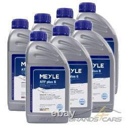 Meyle Teilesatz Ölwechsel-automatikgetriebe Für Bmw 5-e6 E61 6-er E63 E64