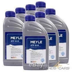 Meyle Teilesatz Ölwechsel-automatikgetriebe Für Bmw E39 535 540 I
