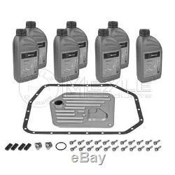 Meyle Transmisión Automática Set Cambio Aceite Bmw 5 7 X5 Jaguar Xj Xk Rover