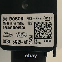 Neu Jaguar Land Rover D'origine Sensor Nox-nox 0281008089/90 Gx635j299af Sonde