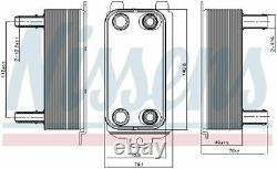 Neu Nissens 91116 Ölkühler, Automatikgetriebe Für Jaguar Land Rover