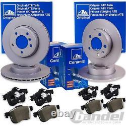 Nous Avons Mangé Bremsscheiben + Céramique Beläge Vorne + Hinten Für Ford Galaxy S-max Range Rover