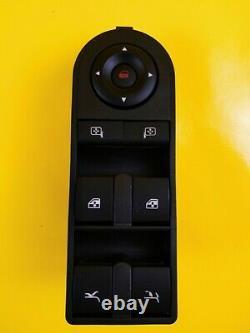 Nouveau Commutateur Unité Régulateur De Fenêtre Hood Tigra B Twin Top Cabriolet Mirror Button