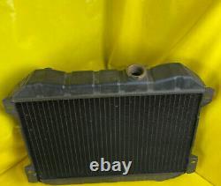 Nouveau + Original Ford Grenade 2,0 2,6 L V6 Refroidisseur Radiateur De Refroidissement