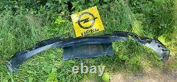 Nouveau + Original Vauxhall Zafira B Opc Bumper Lower Spoiler Lip Extension Vxr