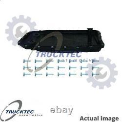 Nouvelle Unité De Casserole À Huile De Transmission Automatique Pour Jaguar Bmw 508ps Ajd Trucktec