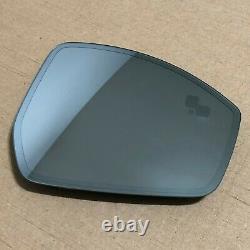 Oem 17-20 Land Range Rover Jaguar Right Auto DIM Mirror Glass W Blind Spot Alert