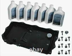 Ölwechsel- Kit Für Alfa Romeo Bmw Dodge Iveco Vw Mit Getr. Type 8hp45 8hp50 8hp70