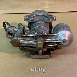 Original Su Hd8 Carburateur Incomplet Asc7090 Jaguar Austin Healey Rover Oem
