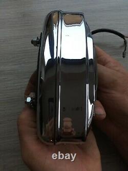 Original Vintage Classic Lucas 469 Aston Martin Jaguar Rover Number Plate Light