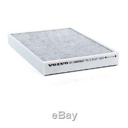 Original Volvo Inspektionskit Filterpaket Filterset S60 II D4 181 Ps