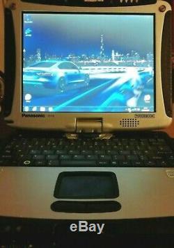 Original-vci-jaguar-land Rover-interface Jlr 154,01-diagnostic-ordinateur Portable Logiciel