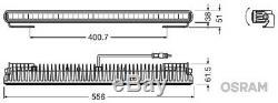 Osram Fernscheinwerfer Ledriving Lightbar Sx500 Leddl107-sp Led Für