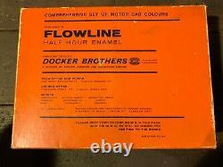 Rare Docker Brothers Flowline Set Of Motor Car Colors Bmc Jaguar Rover