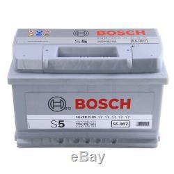 S5007 S5 100 Batterie De Voiture 5 Ans De Garantie 74ah 750cca 12v Électrique Bosch