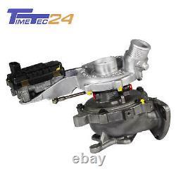 Turbolader Jaguar Terre-rover 3.0td4 275ps V6 778400-4 Ax2a6k682cb + Montagesatz