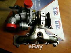 Turbolader Volvo / Ford / Land Rover / 53039700288 Neu Ohne Övp